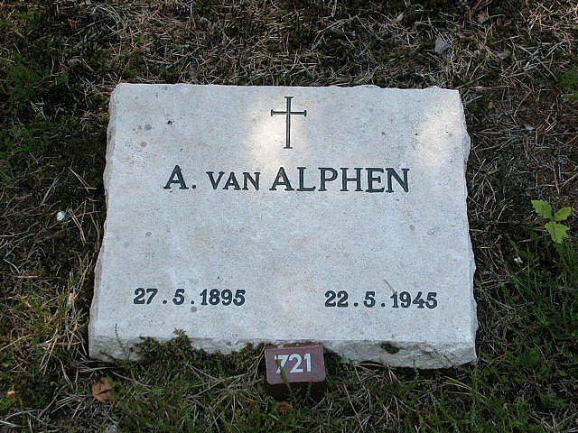 A. van Alphen