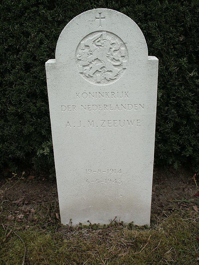 A.J.M.  Zeeuwe